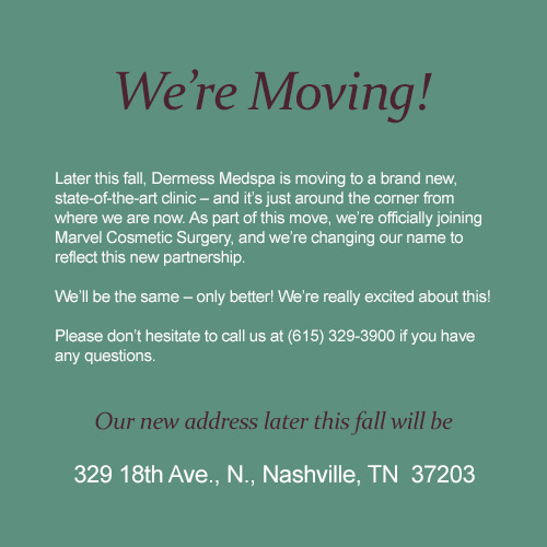 skin care in nashville from the laser cosmetic wellness center